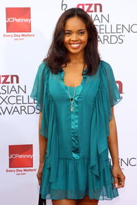 Sharon Leal at The 2007 AZN Asian Excellence Awards in L.A.