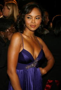 Sharon Leal at the Beverly Hills premiere of