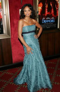 Sharon Leal at the N.Y. premiere of