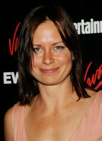 Mary Lynn Rajskub at the Entertainment Weekly and Vavoom's Network Upfront party.