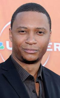 David Ramsey at the NBC Universal's 2010 TCA Summer party.