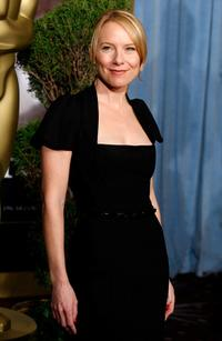 Amy Ryan at the 80th annual Academy Awards nominees luncheon.