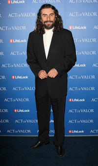 Alex Veadov at the California premiere of