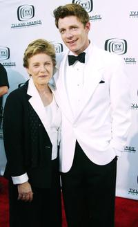 Patty Duke and her son Mackenzie Astin at the 2nd Annual TV Land Awards.