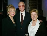 Patty Duke, Barbara Eden and Larry Hagman at the 2nd Annual TV Land Awards.