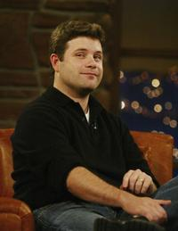 Sean Astin at the The Late Late Show with Craig Ferguson at CBSTelevision City.