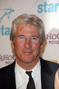 Richard Gere at the 11th annual Hollywood awards gala ceremony.