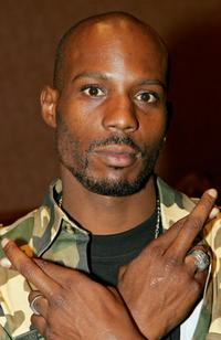 DMX at the International Pool Tour World 8-Ball Championship.