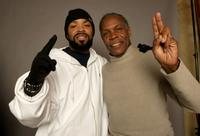 Method Man and Danny Glover at the 2008 Sundance Film Festival.