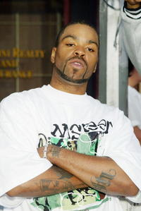 Method Man at the 2004 Spike TV Video Game Awards.