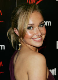 Hayden Panettiere at Entertainment Weekly and Vavoom's Network Upfront party in New York City.