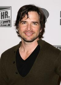 Matthew Settle and Naama Settle at the after party for opening night of 8th Annual 24 Hour Plays on Broadway.
