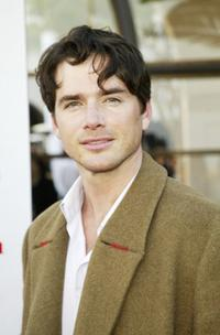 Matthew Settle at the GBMI and Pony International re-launch fashion show of Pony Collection.