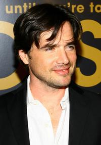 Matthew Settle at the launch party of