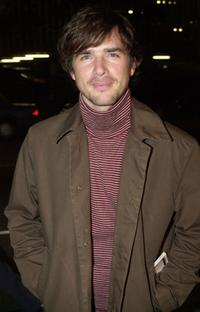 Matthew Settle at the premiere of