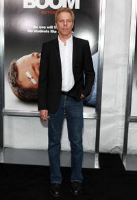 Greg Germann at the New York premiere of