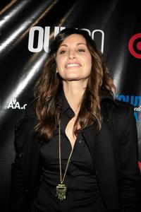 Gina Gershon at the 13th Annual OUT 100 Awards.