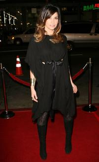 Gina Gershon at the premiere of