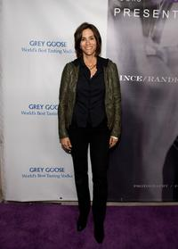 Jami Gertz at the book party for