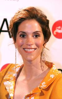 Jami Gertz at the Asia Society Annual Gala held at the Millennium Biltmore Hotel.