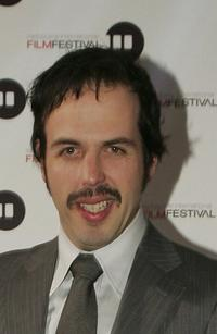 Angus Sampson at the 2006 Melbourne International Film Festival.