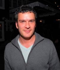 Balthazar Getty at the Yaya Aflalo and Love Yaya Autumn/Winter 2007 Collection fashion show.