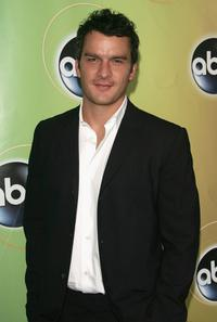 Balthazar Getty at the ABC Television Network Upfront.