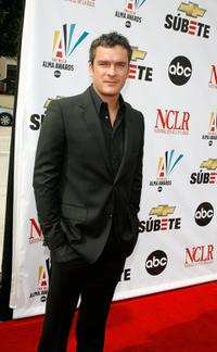 Balthazar Getty at the 2007 NCLR ALMA Awards.