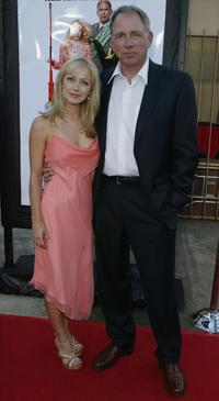 John Getz and Melinda R. Allen at the premiere of