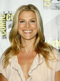 Ali Larter at Comic-Con 2007.