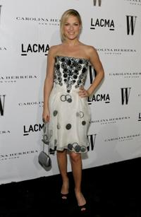 Ali Larter at the Inaugural Avant-Garde Gala.