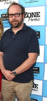 Paul Giamatti at the California premiere of