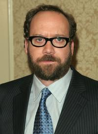 Paul Giamatti at the New York Film Critics Dinner.
