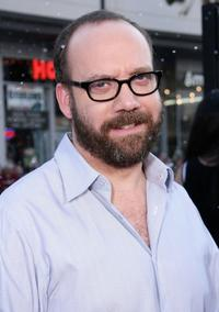 Paul Giamatti at the Los Angeles premiere of