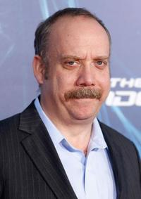 Paul Giamatti at the New York premiere of