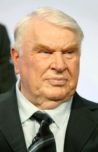 John Madden at the NBC Universal portion of the Television Critics Association Press Tour.
