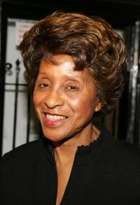 Marla Gibbs at the 2005 Worldwide V-Day Campaign presentation of The Vagina Monologues.