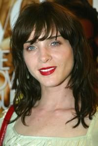 Michele Hicks at the premiere of