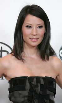 Lucy Liu at the 2007 ABC All Star Party.