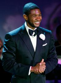 Usher Raymond at the 17th Annual Mercedes-Benz Carousel of Hope Ball.