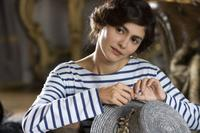 Audrey Tautou as Coco Chanel in
