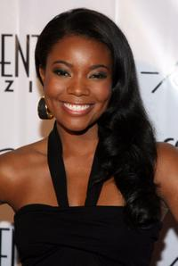 Gabrielle Union at the Kenneth Cole Celebrates The Awearness Fund event.