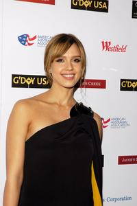 Jessica Alba at the G'Day: Australia Week 2008 Black Tie Gala.