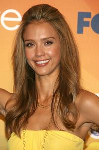 Jessica Alba at the 2007 Teen Choice Awards.