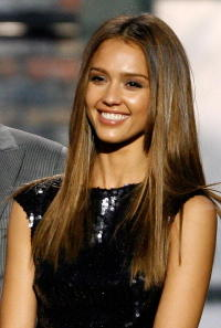 Jessica Alba at 7th annual Taurus World Stunt Awards in L.A.