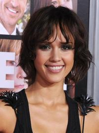 Jessica Alba at the California premiere of