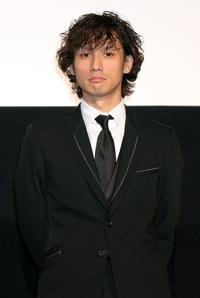Masanobu Ando at the premiere of