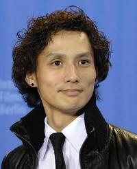 Masanobu Ando at the photocall of