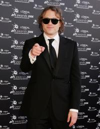 Heath Ledger at the L'Oreal Paris 2006 AFI Awards in Melbourne, Australia.