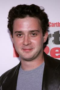 Eddie Kaye Thomas at the premiere of